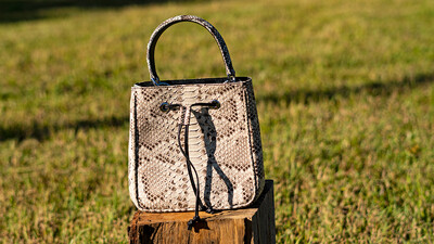 Wild Woman, Petite Bucket Bag