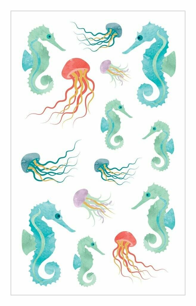 Mermaid & Sea Stickers