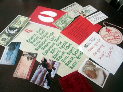 Santa Claus Evidence Kits