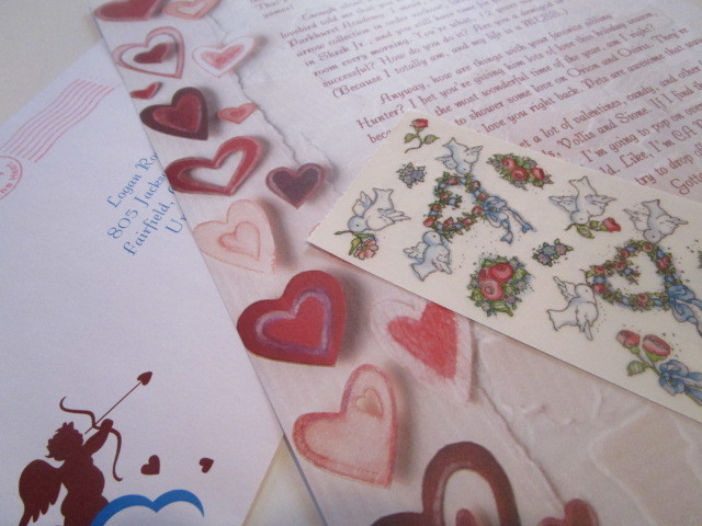 Letter from Cupid