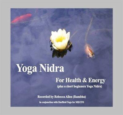 Yoga Nidra CD