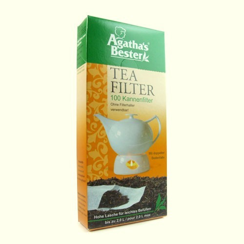 Tea Filter Paper Pot Size 100