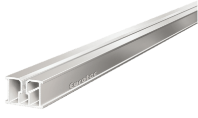 Eveco Aluminium Joists for Decking 39mm x 24mm x 2400mm  (1 Length)