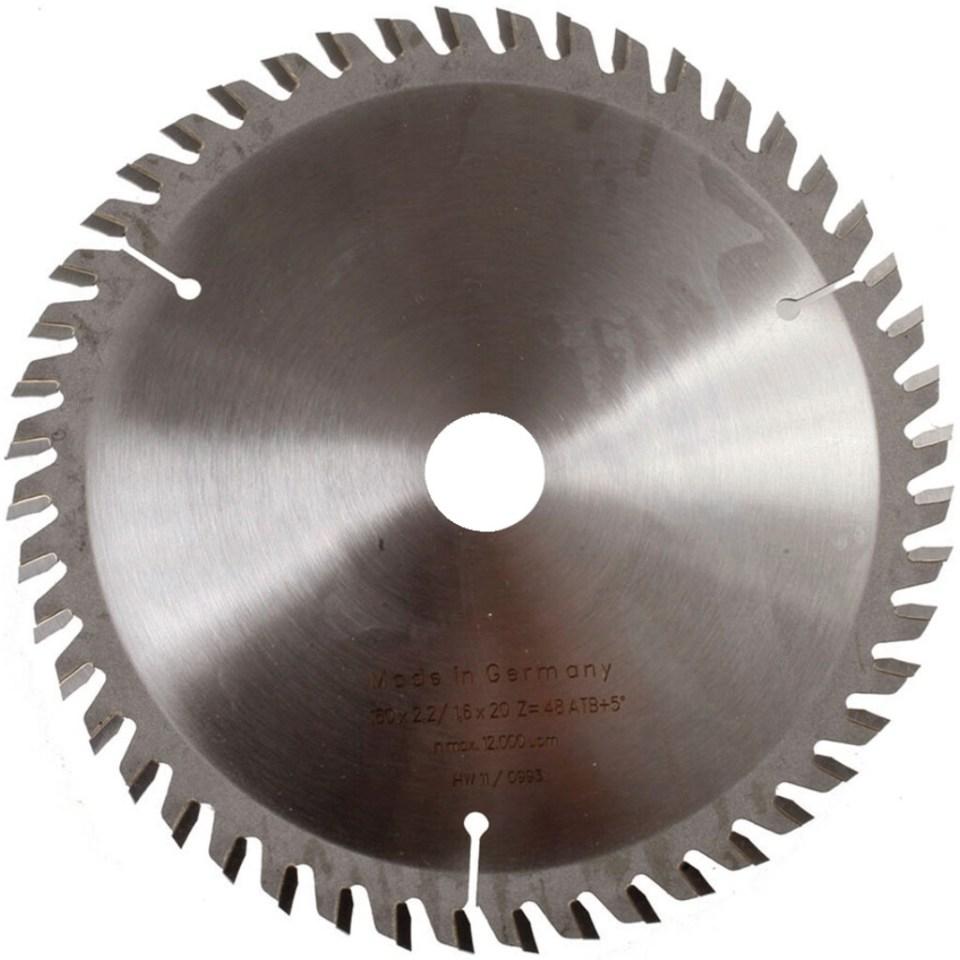 260mm x 30mm Bore x 60 Teeth Platinum -5 Saw Blade ATB
