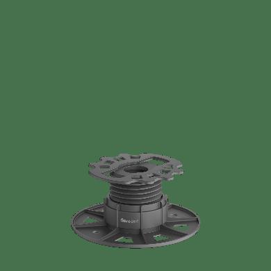 Eurotec Adjustable Decking Pedestal  -BASE 2 Adjusts from 35mm up to 60mm