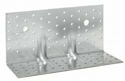 Simpson ABR255 255mm x 120mm x 100mm Angle Bracket