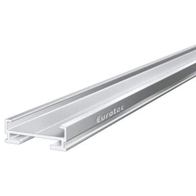 Aluminium Joists for Decking & Porcelain 60mm x 20mm x 2400mm  (1 Length)