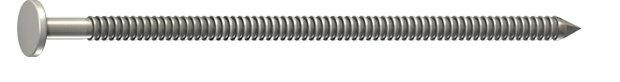 75 x 3.75mm Annular Ringshank Nails Bright 1kg Bag