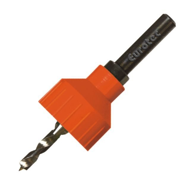 Countersinking & Pilot Drill Stop 4.7 x 25mm