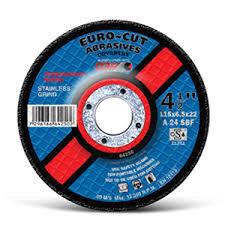 115mm (4 1/2 inch) Metal Grinding Discs