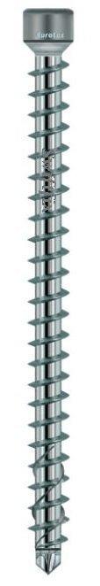 10.0mm x 300mm Cylinder Head KonstruX Wood Screws Fully Threaded Torx TX50 Zinc Plated  Box of 25