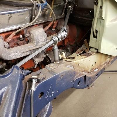 Steering Shaft Bearing Support Tube