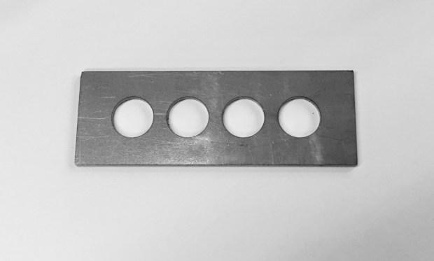 Frame Plate Filler, 1-3/4