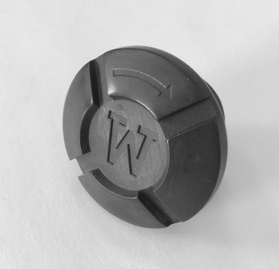 Wiper Switch Knob, Sweptline Style
