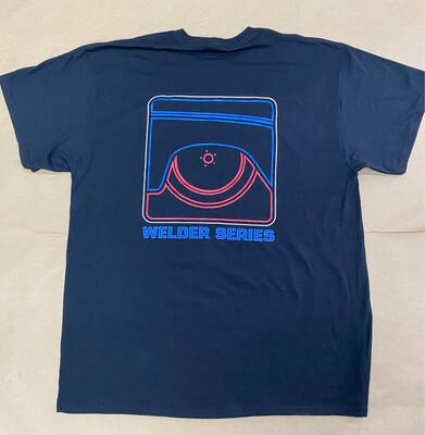T Shirt: Wheel Well