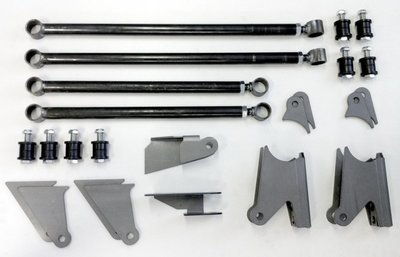 Model A Triangulated Rear Four Link Kit