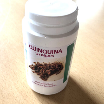 Quinquina 125 gélules