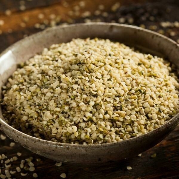 Chanvre bio décortiquées en 200 g (graines)