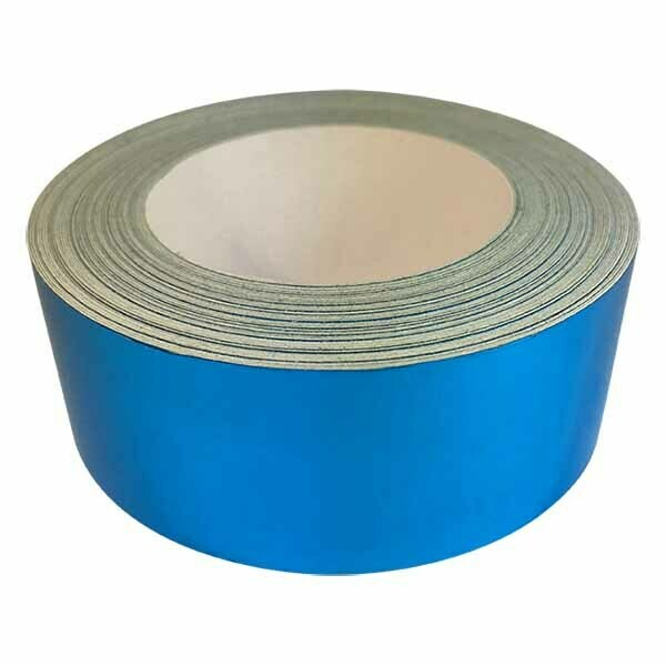 Mirror Tape, Blue Ice