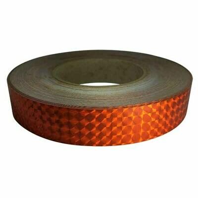 Prismatic Tape, Fire Orange