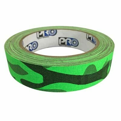 Camouflage Gaffer Tape, Neon Green