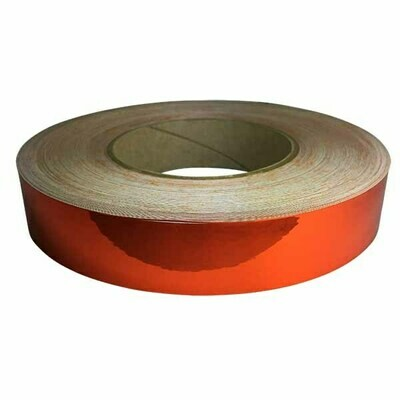 Mirror Tape, Orange