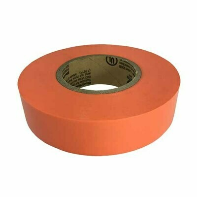 Peach Orange Electrical Tape (CPSIA)