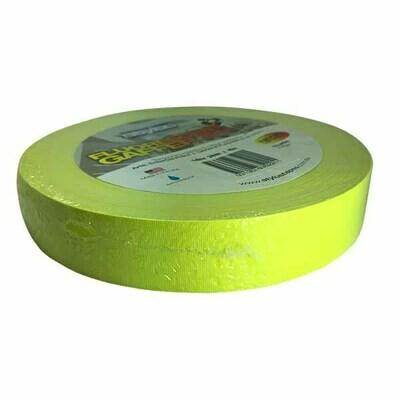 Economy Matte Gaffer Tape, Fluorescent Yellow (Stylus)