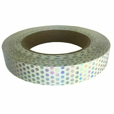 Sparkle Rainbow Spots Tape