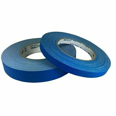 Matte Gaffer Tape, Electric Blue (Pro-Gaff)