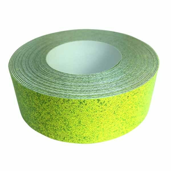Giltter Tape, Fluorescent Yellow
