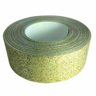 Glitter Tape, Gold