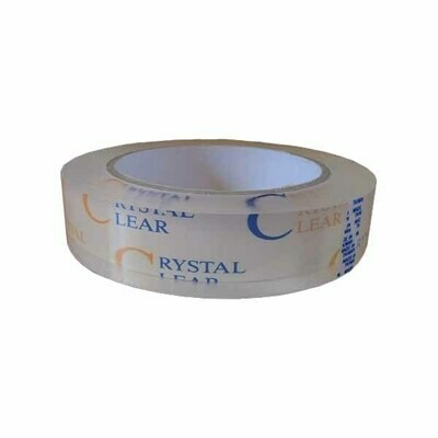 Crystal Clear Polypropylene Film - Premium Protective Tape