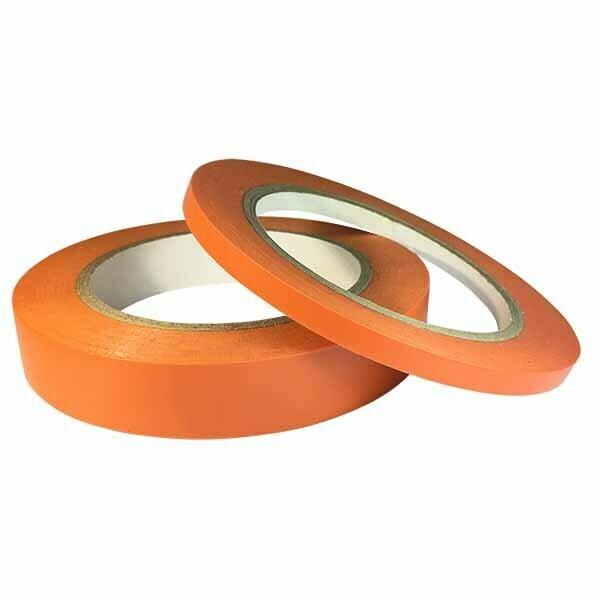 Premium Orange Vinyl Tape