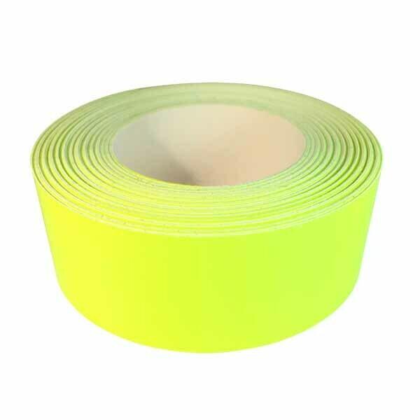 High Gloss Vinyl Fluorescent Yellow