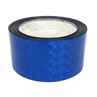 Budget Metallic Blue Prism Tape