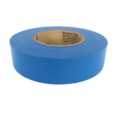 Sky Blue Electrical Tape (CPSIA)