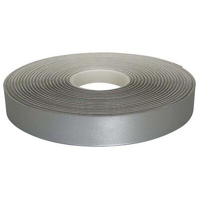 Silver Satin Lustre Decorative Tape