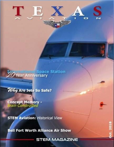 Donation - Texas Aviation STEM Magazine