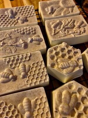Gert's Garden Exfoliating Soap