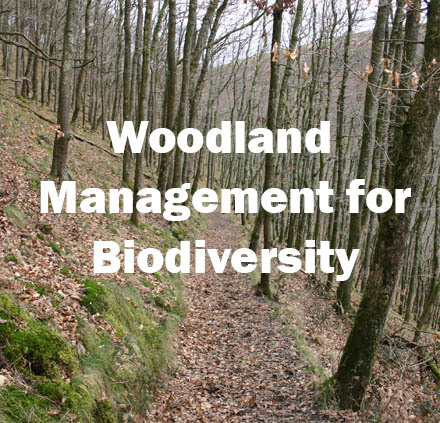 Woodland Management for Biodiversity - self study