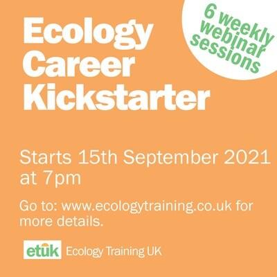 Ecology Consultancy Career Kick-Starter Program