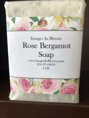 Rose Bergamont Soap