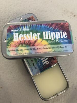 hessler hippie  Solid Perfume