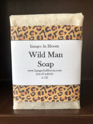 Wild Man Soap
