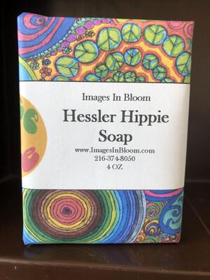 Hessler Hippie Soap