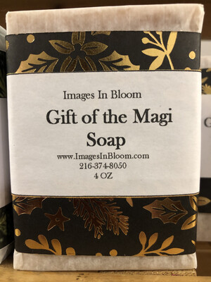 Gift of the Magi Soap 🎄