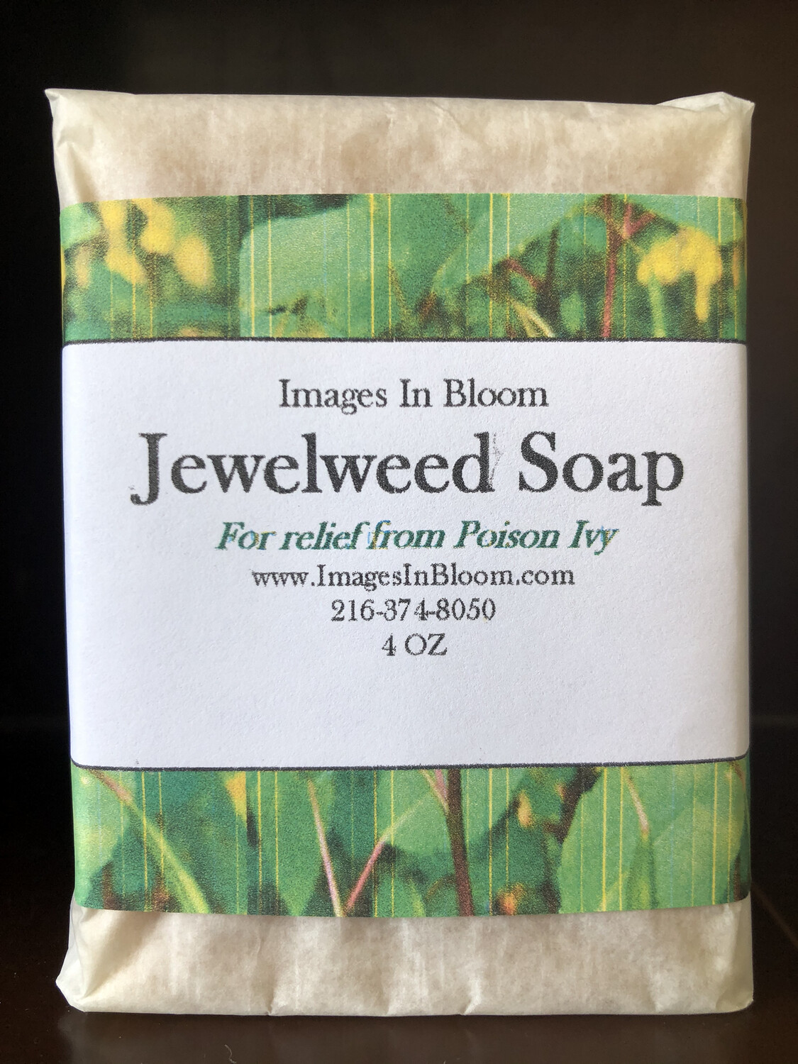 Jewelweed Soap (for Poison Ivy)*🍋lemon Scented