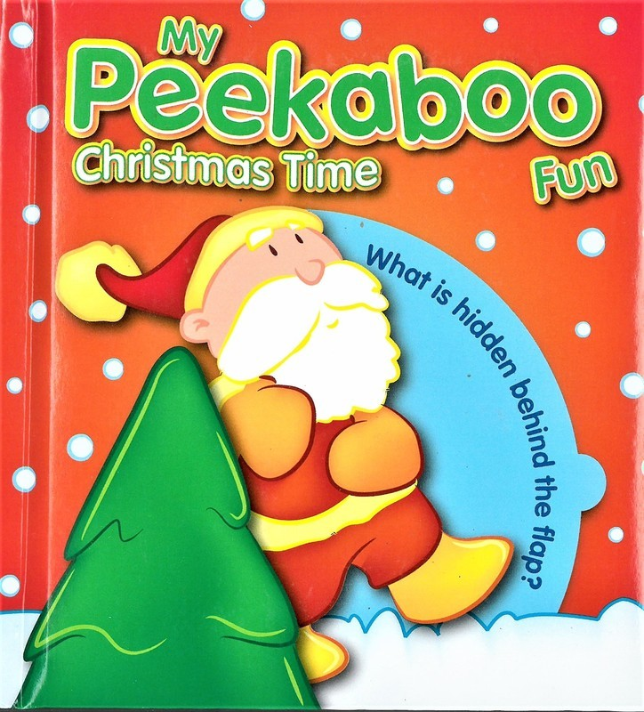 My Peekaboo Fun: Christmas Time (My Peekaboo Fun Series)