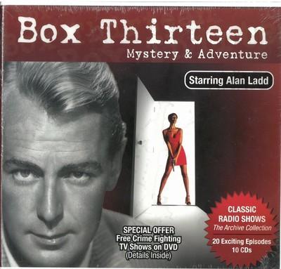 Box Thirteen: Mystery & Adventure (Classic Radio Show)
